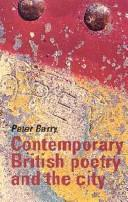 Cover of: Contemporary British poetry and the city