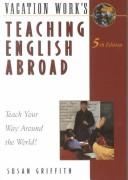 Cover of: Teaching English abroad
