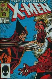 Cover of: Essential X-men