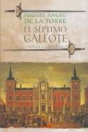Cover of: El séptimo galeote