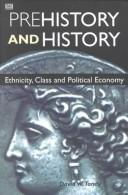 Cover of: Prehistory and history