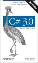 Cover of: C# 3.0 pocket reference | Joseph Albahari