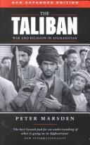 The Taliban by Peter Marsden