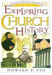 Cover of: Exploring church history