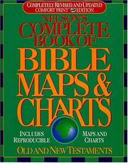 Cover of: Nelson's complete book of Bible maps & charts by