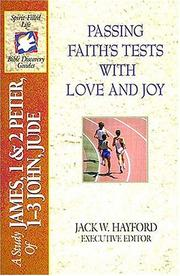Cover of: Passing faith