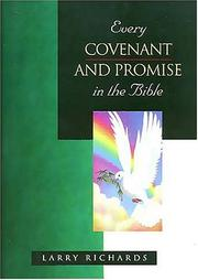 Cover of: Every Covenant and Promise in the Bible (The Everything in the Bible)