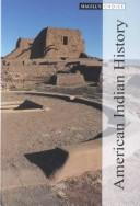 Cover of: American Indian History | Carole A. Barrett