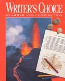 Cover of: Writer's choice | Jacqueline Jones Royster