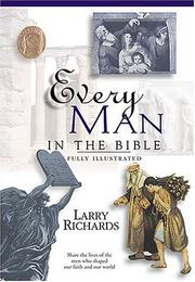 Cover of: Every Man In The Bible Everything In The Bible Series