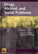 Cover of: Drugs, alcohol, and social problems |