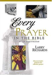 Cover of: Every Prayer in the Bible