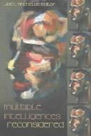 Cover of: Multiple intelligences reconsidered