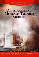 Cover of: Artistically and musically talented students |