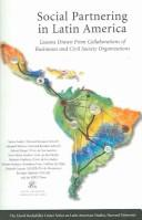 Cover of: Social Partnering in Latin America | Social Enterprise Knowledge Network Research Team