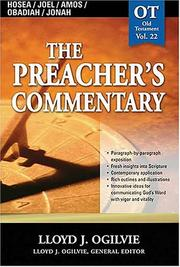 Cover of: Preacher's Commentary, Vol. 22
