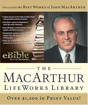 Cover of: MacArthur LifeWorks Library CD-ROM
