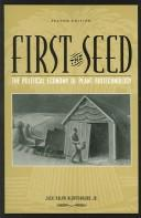 First the seed by Jack Ralph Kloppenburg