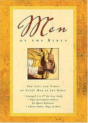 Cover of: Men of the Bible