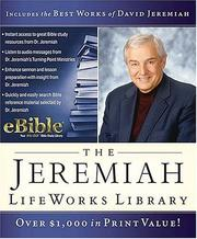 Cover of: The Jeremiah LifeWorks Library CD-ROM: Combining the best of David Jeremiah with eBible!