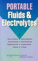 Cover of: Portable fluids & electrolytes. |