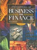 Cover of: Encyclopedia of business and finance |