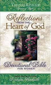 Cover of: Reflections from the Heart of God