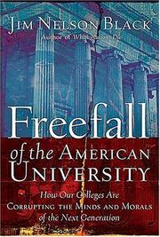 Cover of: Freefall of the American university