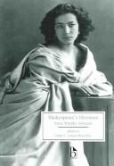 Shakespeare's heroines by Jameson Mrs