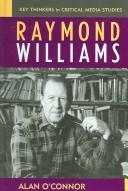 Cover of: Raymond Williams | Alan O