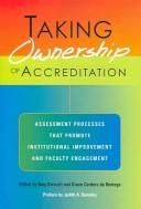 Cover of: Taking Ownership of Accreditation |