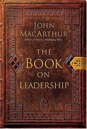 Cover of: The Book on Leadership