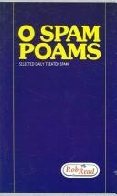 Cover of: O Spam, Poams