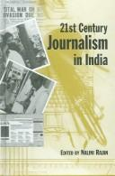 Cover of: 21st century journalism in India |