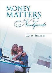 Cover of: Money Matters for Newlyweds
