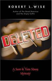 Cover of: Deleted!: a Sam and Vera Sloan mystery