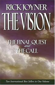 Cover of: The Vision A Two-in-one Volume Of The Final Quest And The Call