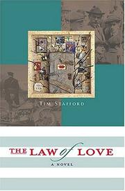 Cover of: The law of love | Tim Stafford
