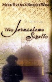 Cover of: The Jerusalem scroll | Evans, Mike