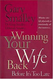 Cover of: Winning your wife back