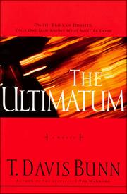 Cover of: The Ultimatum