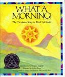 Cover of: What a morning!