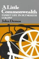 Cover of: A little commonwealth