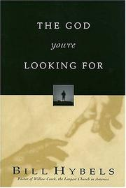 Cover of: The God you're looking for