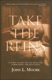 Cover of: Take the reins | John L. Moore