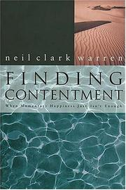 Cover of: Finding Contentment