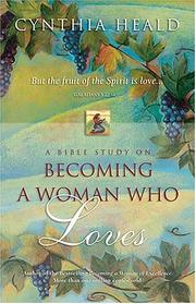 Cover of: Becoming a Woman Who Loves