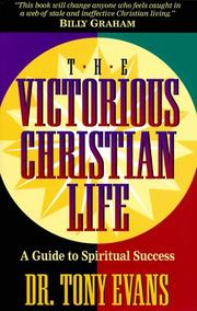 Cover of: The Victorious Christian Life