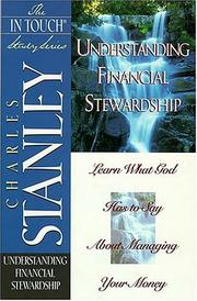 Cover of: Understanding financial stewardship