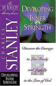 Cover of: Developing inner strength